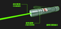 Wholesale Burn Match Professional Powerful w MW nm Focusable Burning Green Laser Pointers Pen with caps lazer pointer m