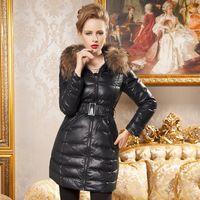 2014 Winter New Large fur collar Woman Down coat Faishon Sty...
