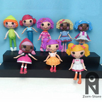 Wholesale Zorn Store MGA Lalaloopsy Mini Dolls Button Eyes Girl Toy