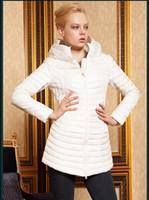 2014 Winter slim New Large fur collar Woman Down coat Faisho...