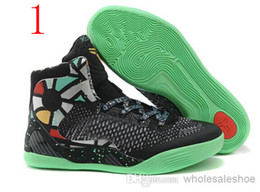 Wholesale Nike Basketball Shoes Men Cheap Basketball Shoes IX Elite Team Perspective Prelude Masterpiece Neo Turquoise Volt Sports