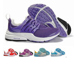 Wholesale NEW Air Women s Running Shoes Female Athletic Sports Shoes Presto Trainers Footwear Shoes