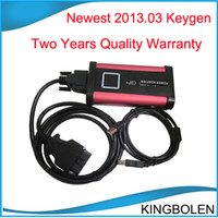 Wholesale High Quality Newest TCS CDP in Auto Diagnostic tool for cars trucks generics Newest with free keygen cdp plus pro DHL Free