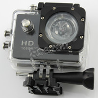 Wholesale S8 Sports Cam M Waterproof HD Action Camera quot P Full HD Angle View Underwater Mini Camcorder DV Gopro Style Camera