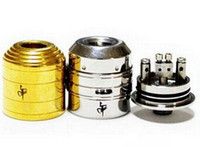 Cheap 2014 brass monkey atomizer clone Stainless Steel Rebuildable Clone RDA RBA Brass Monkey Atomizer for Mechanical Electronic Cigarette