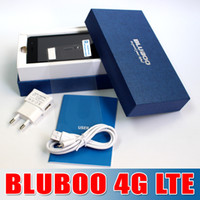 Wholesale Newest Cell phone Bluboo X4 G FDD LTE Inch MTK6582 Quad Core Android GB GB MP WCDMA G Mobile Phone DHL Dropship Free churchill