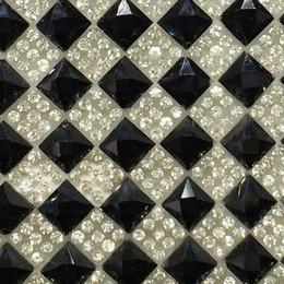 Wholesale GIMI brand new style rhinestone appliques crystal gems design motifs