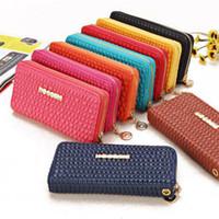 Wholesale New Polka Dot Purse Wallet Women s Wallets letters hardware manufacturers Clutch