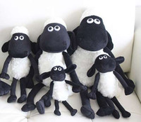 Wholesale Hot sale very cute NICI sheep creative plush toy stuffed toy doll Shaun sheep cm cm cm cm