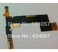 Cheap OP-100%Original LCD Connector Flex cable For HTC Desire VC T328D w tools Free shipping