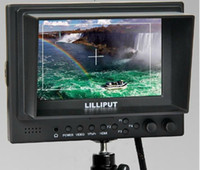 Wholesale Lilliput GL NP HO Y quot LCD Video HD Field Monitor on Camera HDMI YPbPr Input