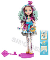 hatter - OP Original Ever After High Madeline Hatter Dolls Toys Christmas New Year Birthday Gifts Brand Good Quality