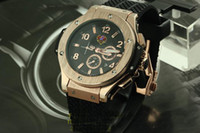 Wholesale hub Big popular mechanical movement Deluxe multi function luxury automatic mens Bang watch watches hub3