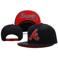 Wholesale Latest Baseball Caps Cheap Braves Snapbacks Hottest Ball Caps Fashion Style MLB Hats for Men and Women Hats High Quality Caps