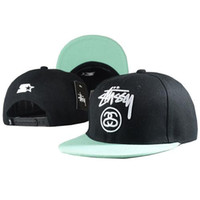 Wholesale Stussy Snapbacks Cheap Fashion Hats New Arrival Sporting Caps High Quality Summer Caps Cheap Hip Hop Cap Sports Hats