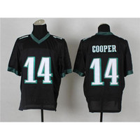 Football Men Short 2014 New Season American Football #14 Riley Cooper Jersey Cheap Embroidered Authentic Football Jerseys High Quality Sports Wear