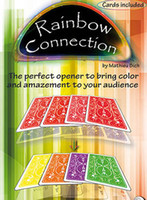 Wholesale Rainbow Connection by Mathieu Bich no gimmicks