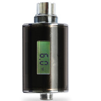 Cheap 2014 Atomizer Clearomizer Resistance Tester (Ohm Meter) for E cig potable Electronic Cigarette tester LCD Meter(no logo)