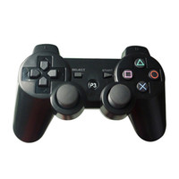 Wholesale ps3 controller sixaxis wireless vibration gamepad wireless sixaxis controller gamepad wireless controller ps3 bluetooth joystick