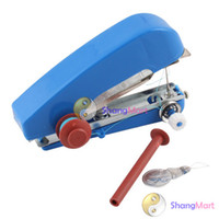 Wholesale New Mini Handy Clothes Fabric Sartorius Sewing Machine