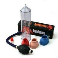 Cheap Beginners Power Penis Pump Kit Enlargement & Sex Enhancer Enlarger for Male
