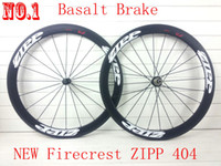 Wholesale Basalt Brake surface zipp Firecrest mm Clincher Tubular rim carbon wheels Road bike bicycle wheelset bora FFWD sram carbon road frame