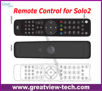 Cheap VU + remote control for VU plus solo2 satellite receiver Vu solo 2 remote control free shipping