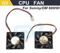 Wholesale Wholesales PC CPU Fan for dm800 dm800hd hd satellite receiver cable receiver