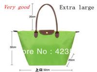 Cheap OP-High Quality Nylon Designers Brands Women Handbags Purses Shopping Bag Cheap Tote Extra large