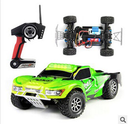 Wholesale 2 G High Speed RC Truck Car Off Road Radio Remote control km h