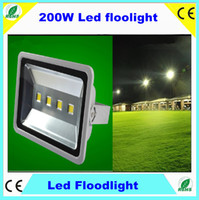 Wholesale 2pcs V W W W W W W RGB LED Floodlight Outdoor LED Flood light waterproof LED projector spot landscape lighting D