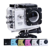 Wholesale SJ4000 MP p HD quot LCD Action Sports Camcorder Camera Video Cam Car Dvr Seven colors