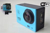 Wholesale SJ4000 WIFI Camera Action Camera Cam P Full HD Helmet Underwater Waterproof Video Sport Camera Sport DV