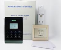 Wholesale simple id card door access control kit