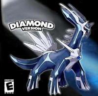 Wholesale Hot Poke Diamond Version Game Christmas Games for DSL DSI DSIXL DS Console Games