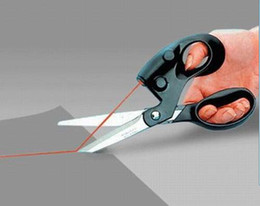 Wholesale Big Promotion Cloth Laser Scissors Multi Blade Scissors Laser Guided Scissors
