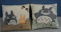 Wholesale Miyazaki Hayao TOTORO cartoon toys Japan Anime plush toy inch style can choose