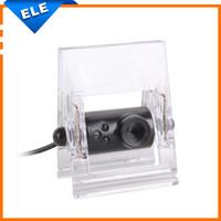 Wholesale USB LED Webcam Cheap Web Cam Camera for PC Laptop Computer