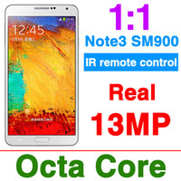 Wholesale Octa Core MTK6592 Note SM N900 N9006 GB GB Android OTG GPS G WCDMA Single Micro Sim Card MP Camera FM Smartphone