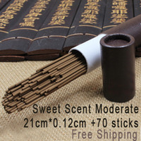 Wholesale Natural Eaglewood Oudh Incense Sticks Vietnam Agarwood Agalloch cm sticks Natural Aroma Home SPA Paper Gift Packing