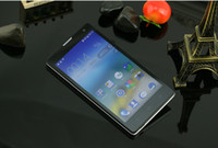 Alta calidad HUAWEI Honor 3C 5 '' Screen Quad Core Celular WCDMA Android 4.2 Dual SIM desbloquear teléfonos