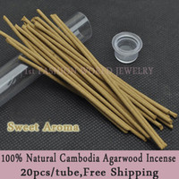aroma chemicals - Natural Cambodia Agarwood Eaglewood Oudh Incense Sticks cm sticks Natural Aroma Scent Rich No Chemical Essence