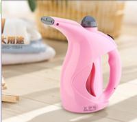 Wholesale Garment steamers handheld household mini hanging iron garment steamer braises face device beauty instrument gift