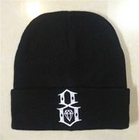 Top Quality Fashion Beanies Acrylic Hats Winter Skull Caps T...