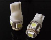 BMW audi tail lamp - T10 SMD LED Bulb W5W Wedge XENON WHITE Car Tail light New