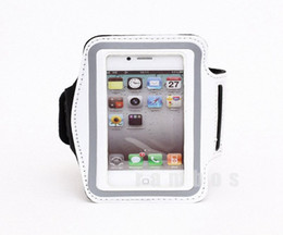 Wholesale Outdoor Exercise Gym Armband Strap Pouch Sports Case Cover for iPhone s