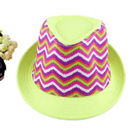 Cheap Fashion Lady's Lakeblue Wide Brim Straw Hats Hotsale New 2014 Summer for Vacation