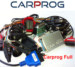 Wholesale CARPROG FULL V9 Car radios Dashboards Immobilizers Full Newest Version With All Items Adapters