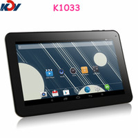Wholesale 10 quot Android tablet PC Allwinner A33 Quad Core G RAM GB ROM Bluetooth Wifi Dual Camera OTG inch MID