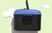 trash can - 2X Mini Car Trash Garbage Dust Rubbish Bin Flip Case Can Box Litter Container